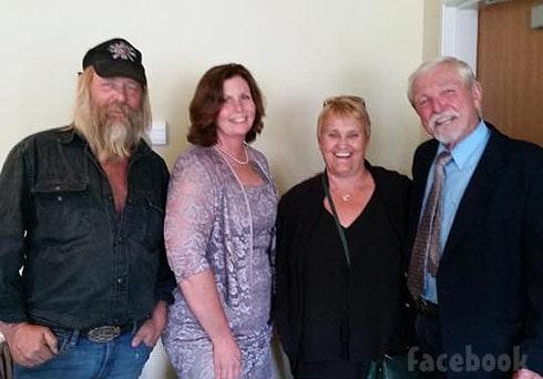 Gold Rush Dakota Fred Hurt wedding Tony Beets Minnie
