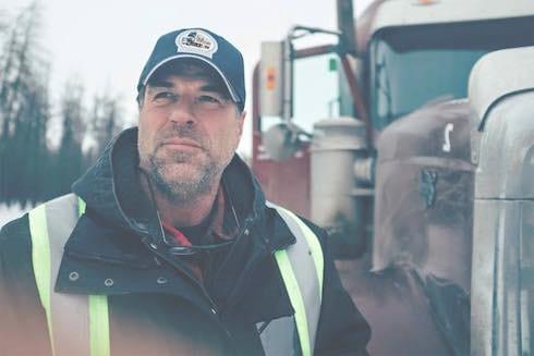 Darrell Ward Ice Road Truckers plane crash 4