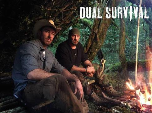 Did Dual Survival get a new guy 3