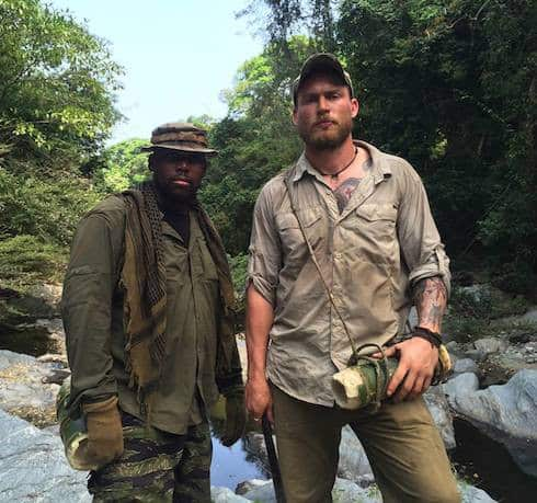 Did Dual Survival get a new guy 4