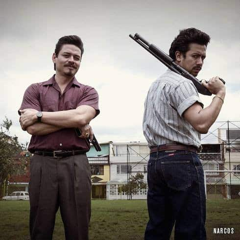 Is Narcos a true story 4