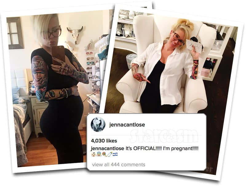 Is Jenna Jameson pregnant? Yes!