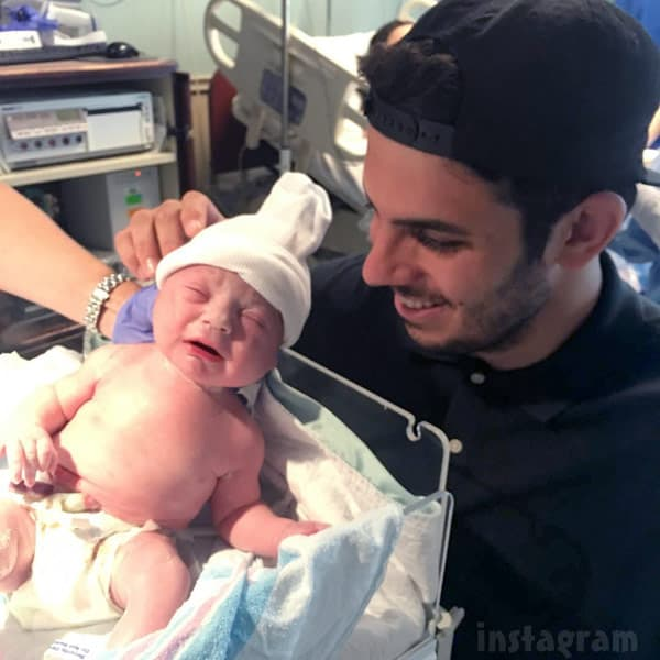 Jacqueline Laurita grandson Cameron Hendrix Malleo