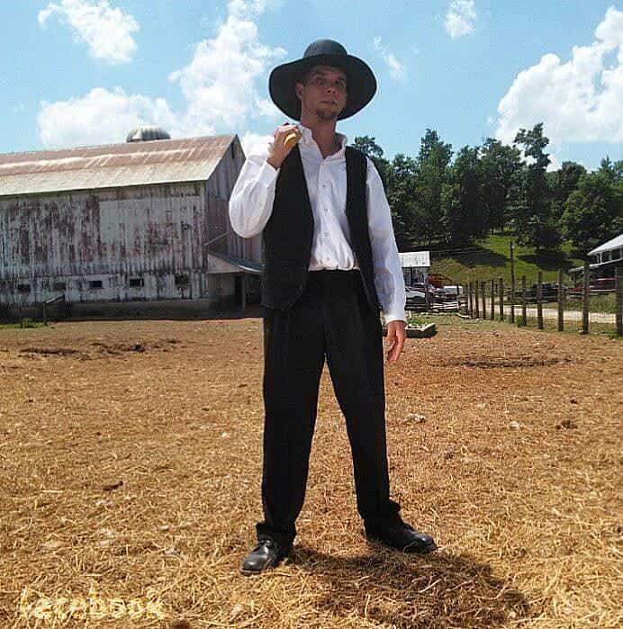 Jeremiah Raber movie The Plain People