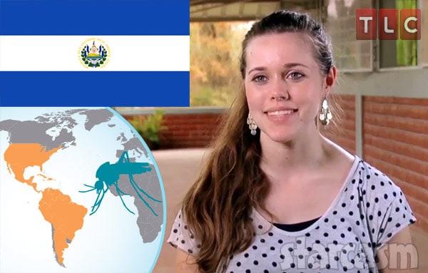 Jessa Seewald Zika virus risk?