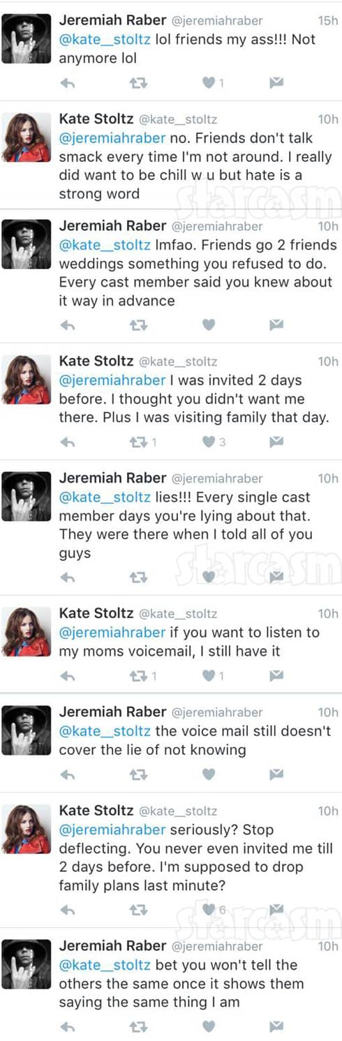 Kate Stoltz and Jeremiah Raber_Twitter feud on Twitter