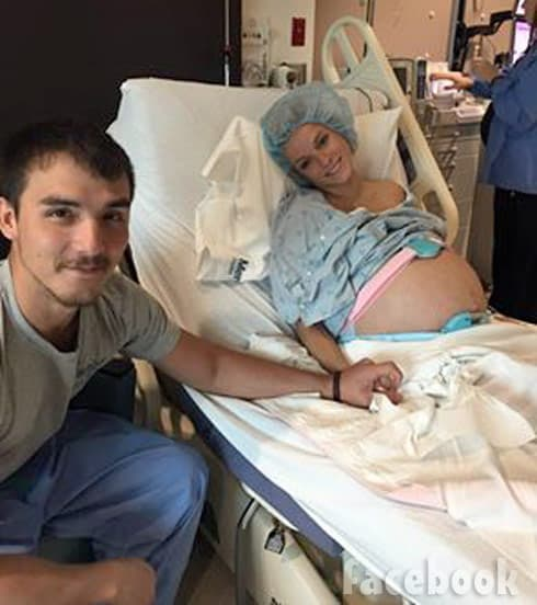 Teen Mom 3 Mackenzie McKee birth of son Broncs