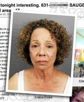Mariah Carey's sister Alison Carey escort ad and mug shot