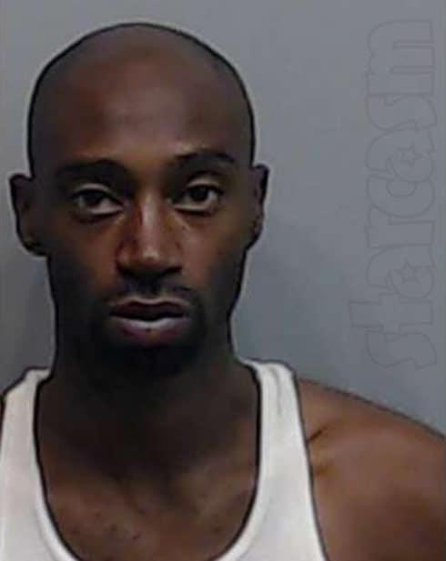 Rapper Drama arrest mugshot Terrence Cook
