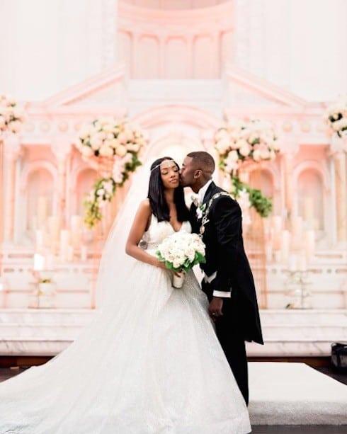 Ray J and Princess Love married 1