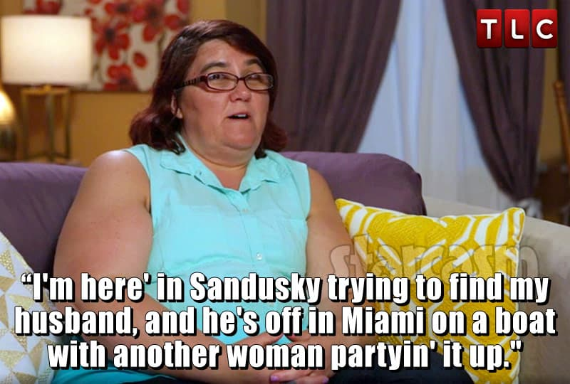 90 Day Fiance Happily Ever After Danielle Mohamed quote