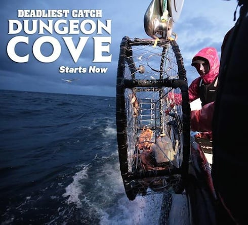 Are the Deadliest Catch captains paid? Dungeon Cove preview