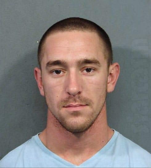 Chase Landry arrest mug shot
