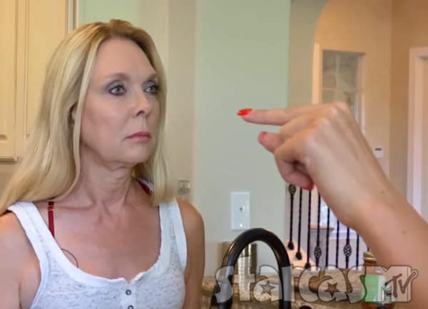 Farrah Abraham mom Debra fight