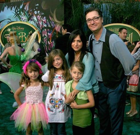 Pamela Adlon and Family