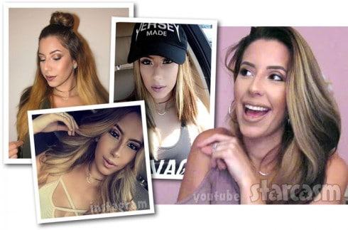 Teen Mom 2 Vee Torres YouTube channel