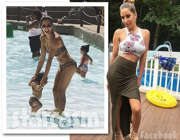 Vetzabe Vee Torres bikini Vivi Teen Mom 2