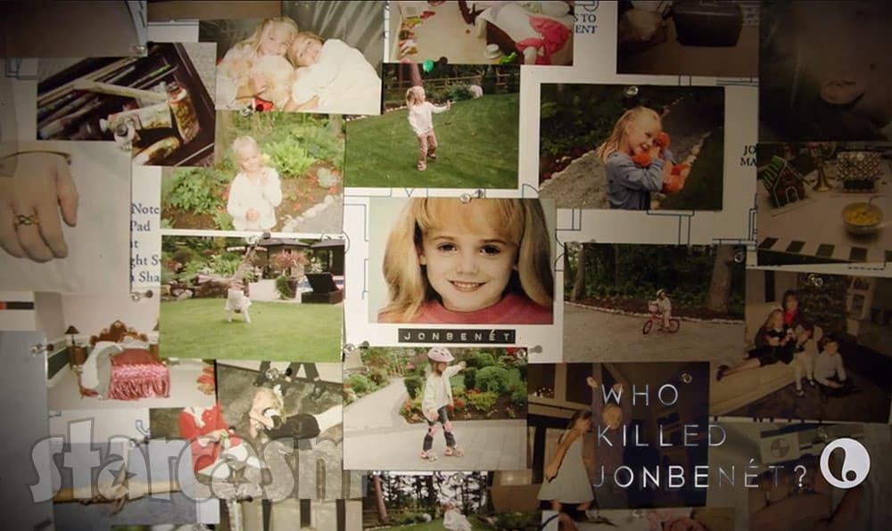 VIDEO Who Killed JonBenet Ramsey Lifetime movie trailer