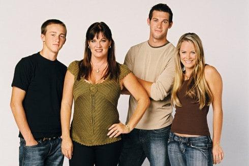 jeana family