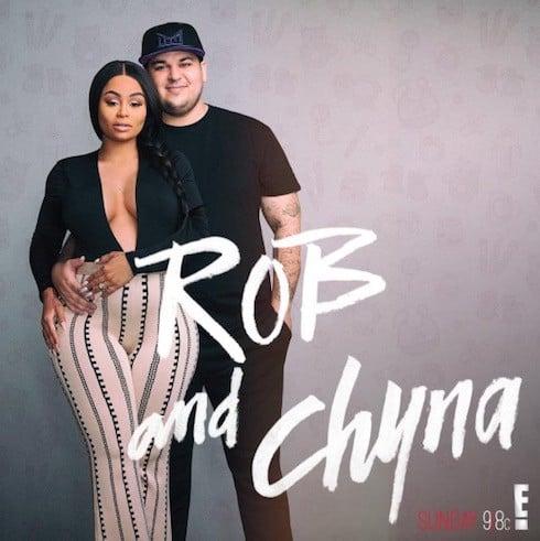 Blac Chyna and Rob Kardashian still together 1