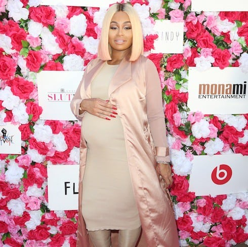 Blac Chyna due date 5