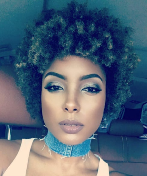 Who is Hencha Voigt WAGS Miami