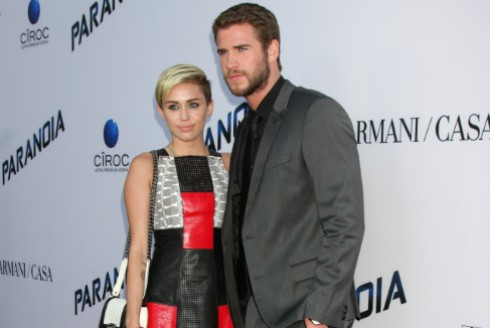 Miley Cyrus and Liam Hemsworth going strong after Miley comes out as pansexual