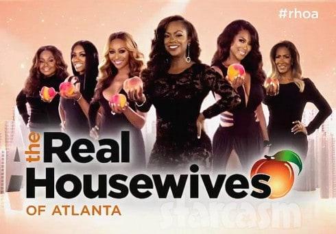 Real Housewives of Atlanta Season 9 cast photo
