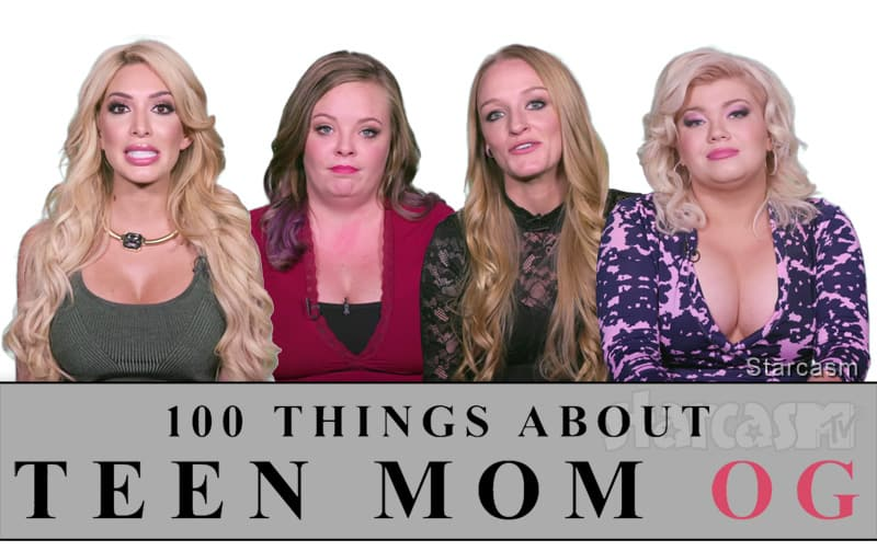 100 Things About Teen Mom OG videos