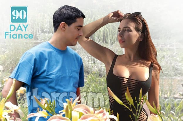 90 Day Fiance Mohamed Anfisa