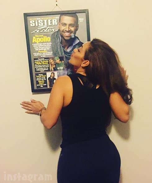 Apollo Nida engaged to fiancee Sherien Almufti