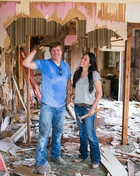 Are the Fixer Upper clients happy 3