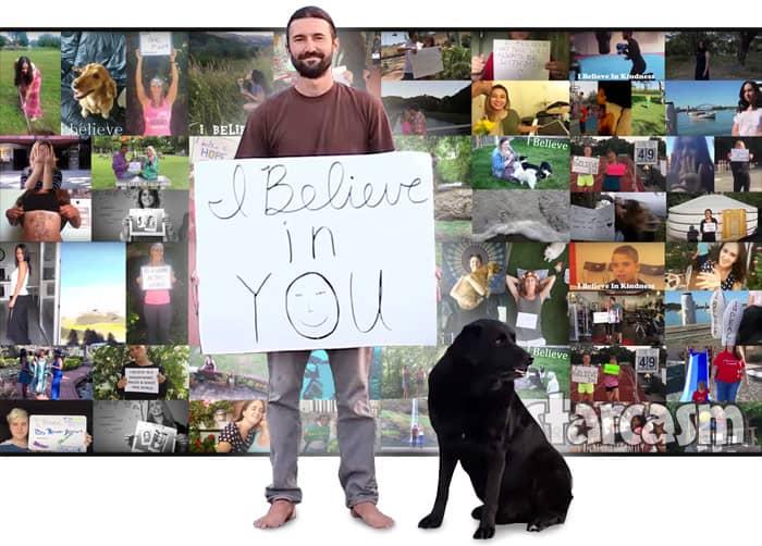 Brandon Jenner I Believe music video