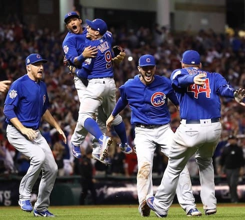 Chicago Cubs glory