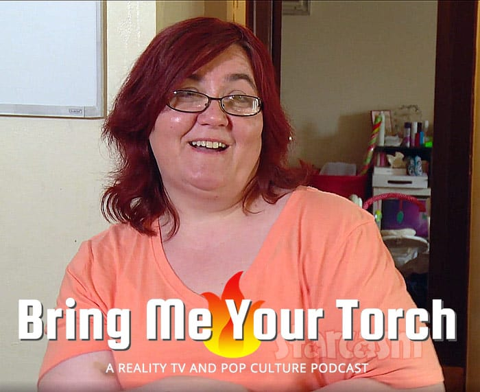 90 Day Fiance Danielle Jbali podcast