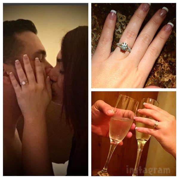 Jersey Shore's Deena Cortese engaged