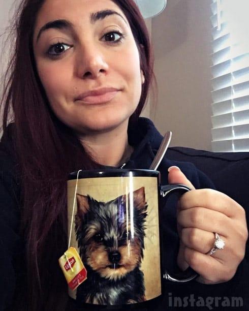 Deena Cortese mug shot photo