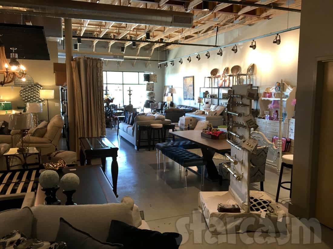 Farrah Abraham furniture store Furnished By Farrah photo