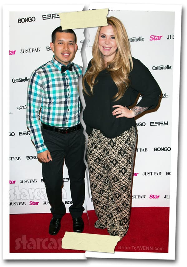 Javi Marroquin and Kail Lowry back together for Marriage Boot Camp?