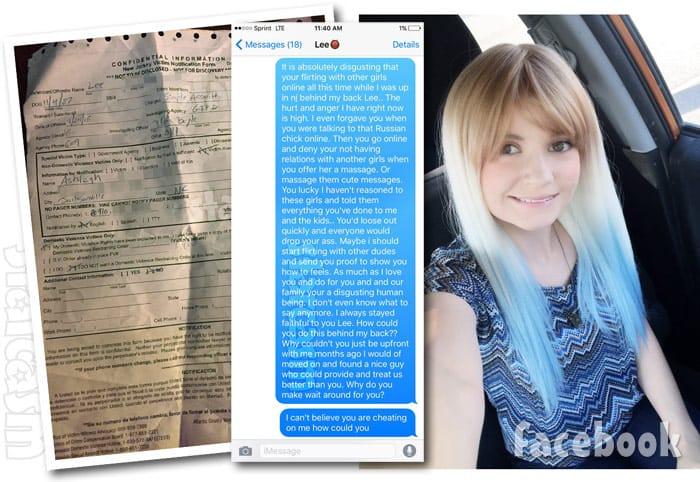 Jenelle Evans sister Ashleigh Facebook Drama
