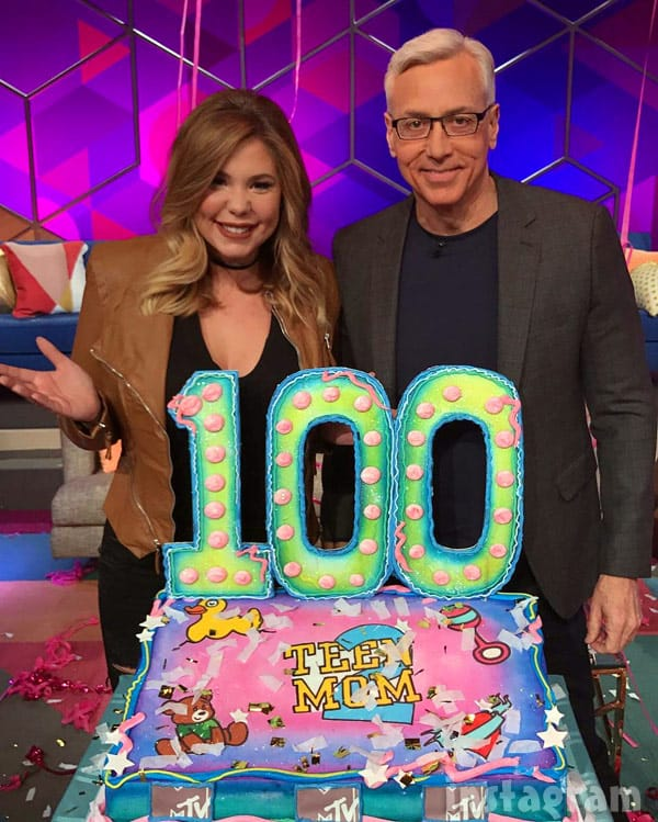 Kail Lowry Dr. Drew Teen Mom 2 100 episodes