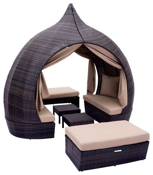 Majorca outdoor daybed
