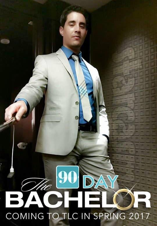 Mohamed Jbali 90 Day Bachelor