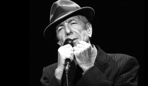 RIP Leonard Cohen