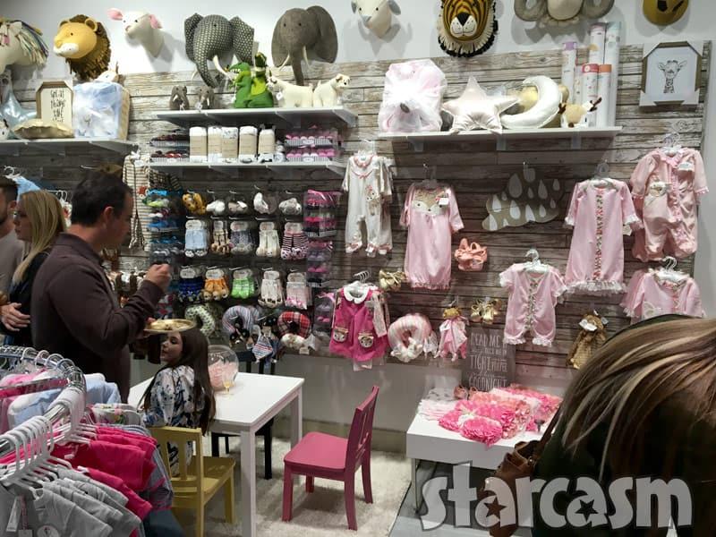 Sophia Laurent Boutique interior