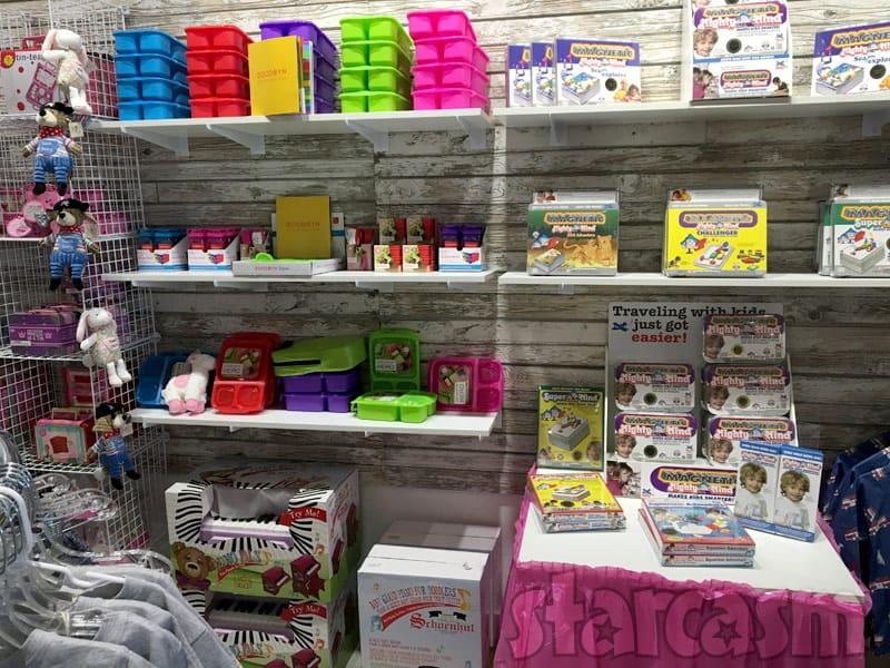 Sophia Laurent Children's Boutique inside