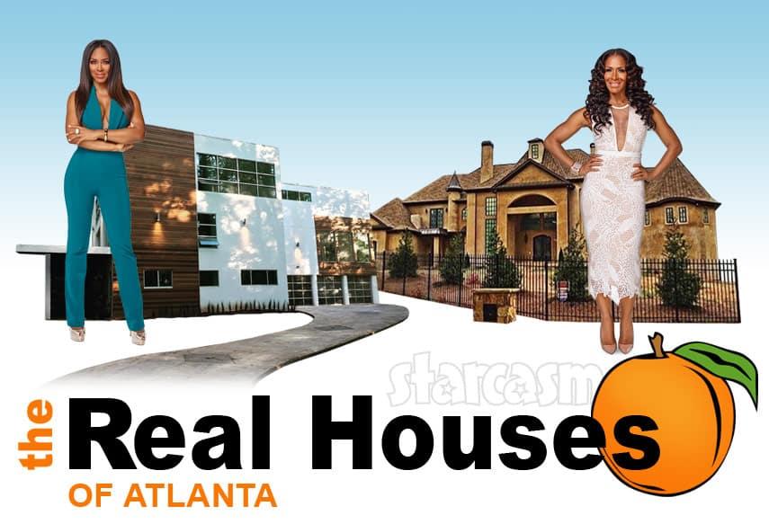 The Real Houses of Atlanta