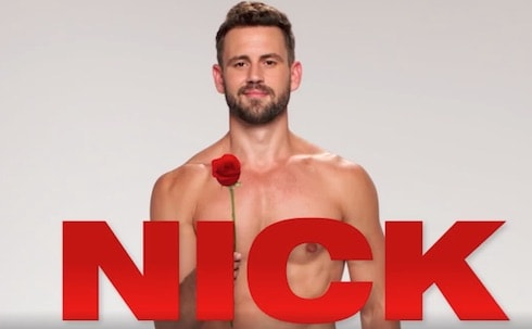 THE BACHELOR Nick Viall goes shirtless in first promo