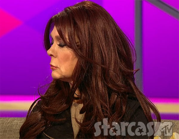 Debra Danielsen dark hair