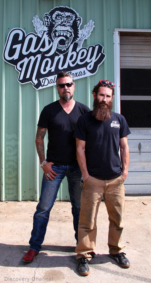 Fast N Loud Richard Rawlings and Aaron Kaufman